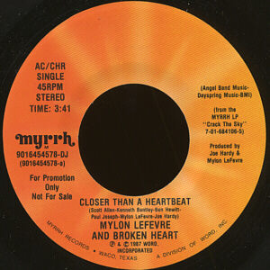 Closer Than A Heartbeatquot