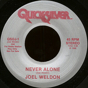 Never Alone&quot;