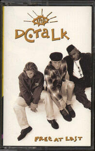 DC TALK -  Free At Last (CANADA) - Tape