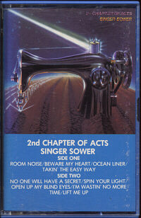 2ND CHAPTER OF ACTS -  Singer Sower - Tape