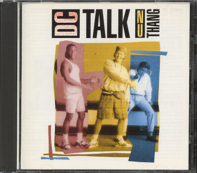DC TALK - DC Talk NU Thang - CD