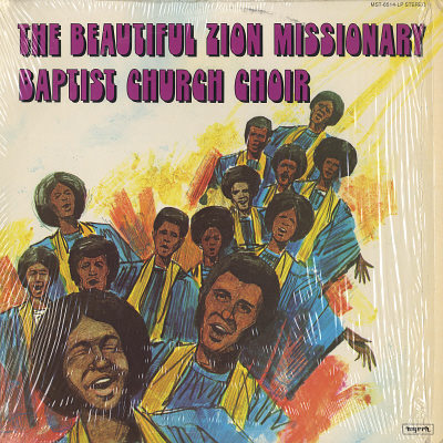 Beautiful Zion Missionary Baptist Church Choir Records