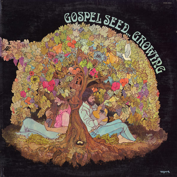 Gospel Seed -  vinyl records and cds