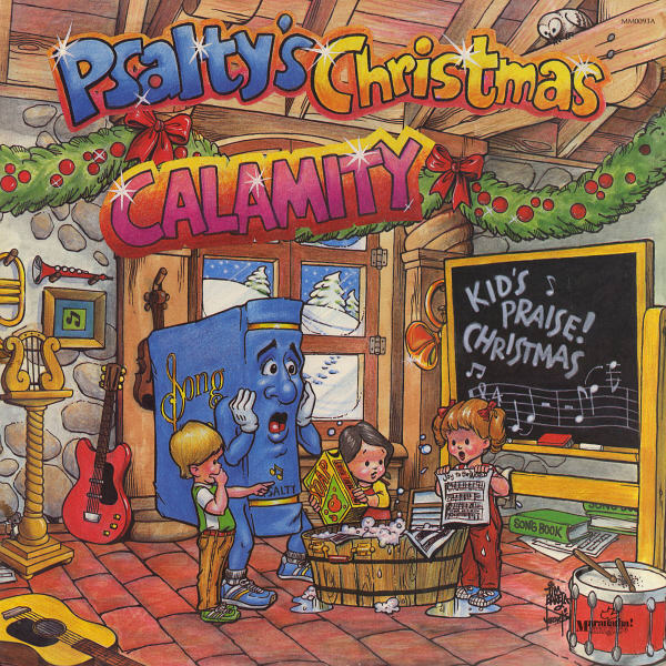 Psalty's Mighty