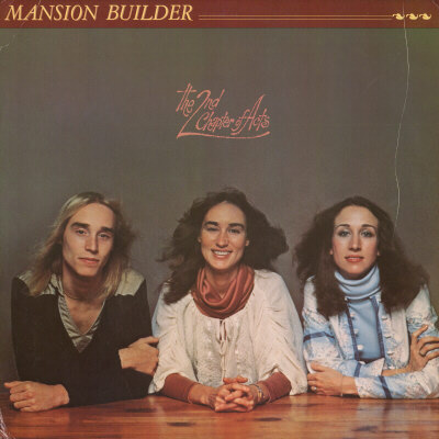 THE 2ND CHAPTER OF ACTS -  Mansion Builder - LP
